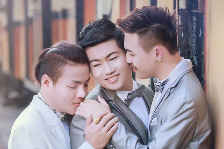 タイで3人婚