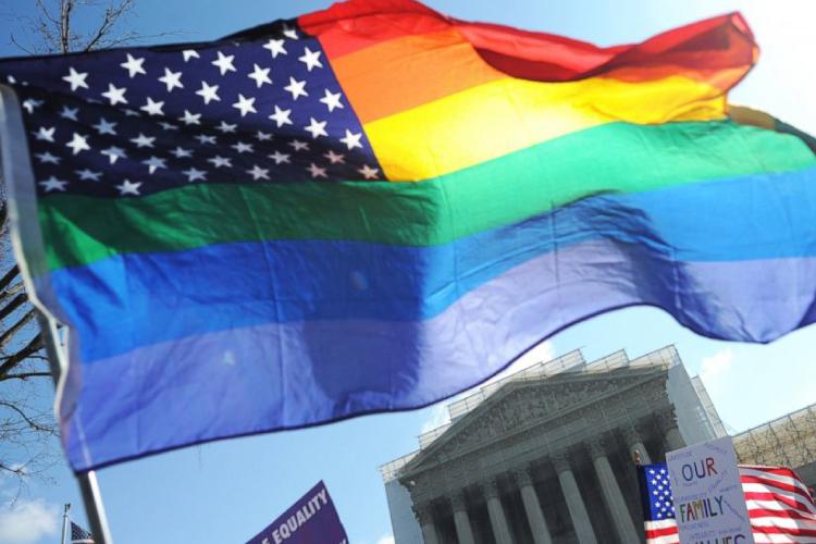 アメリカ同性婚