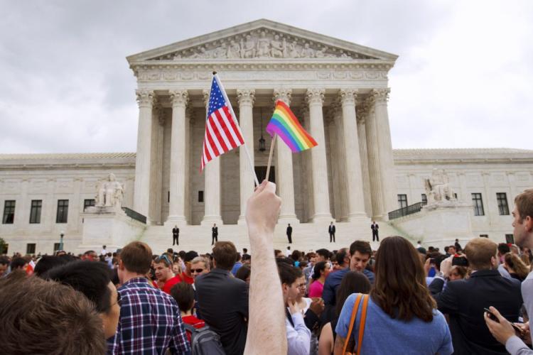 同性婚解禁