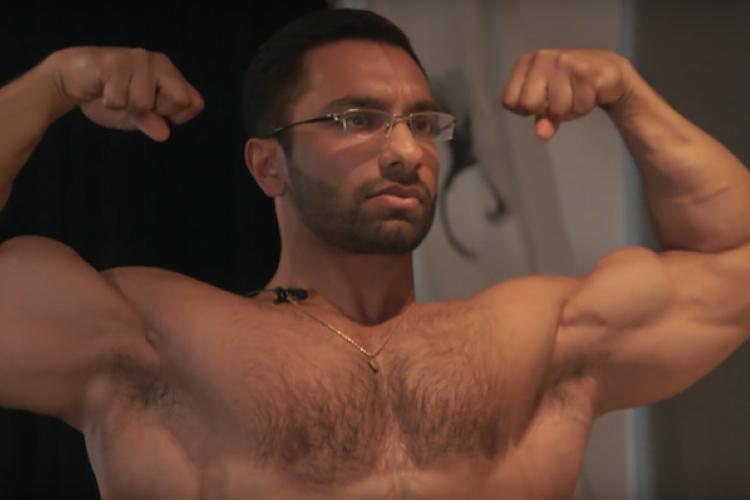 筋肉醜形障害