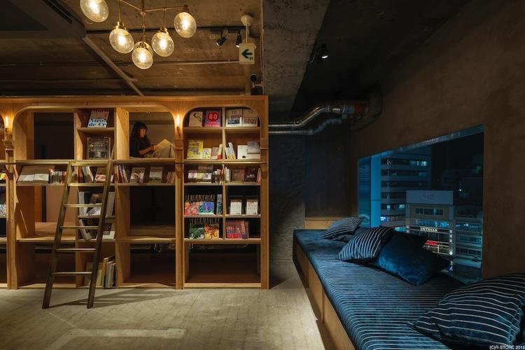 泊まれる本屋3