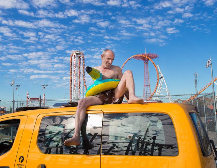 タクシー運転手/カレンダー9