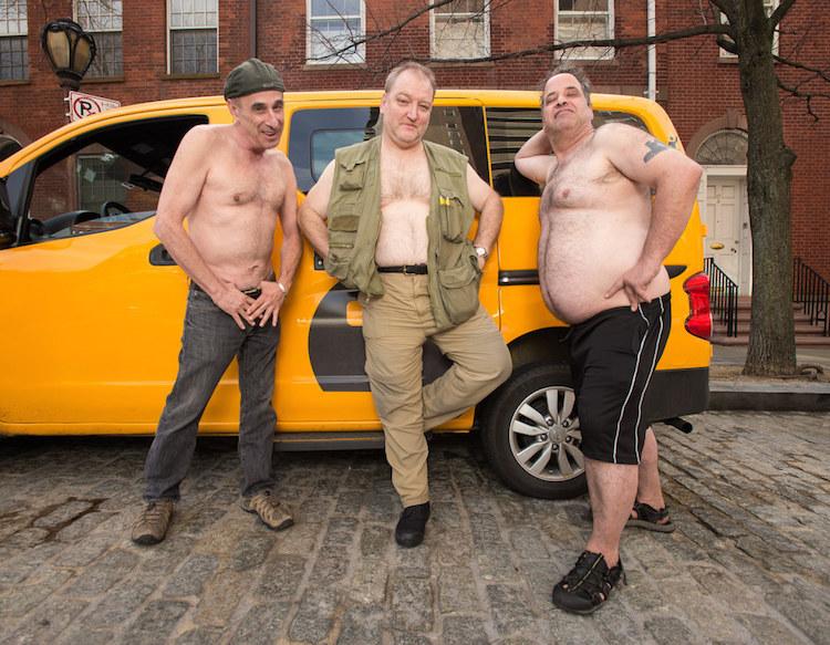 タクシー運転手/カレンダー2
