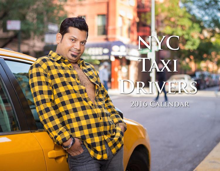 タクシー運転手/カレンダー6