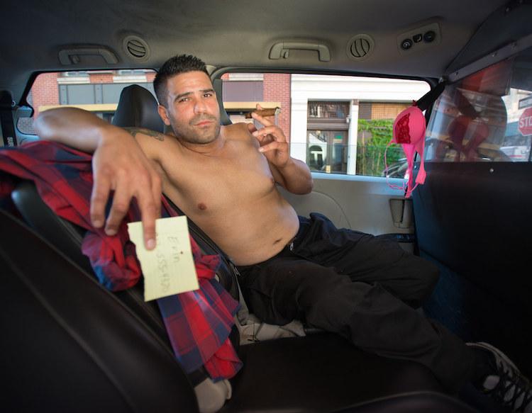 タクシー運転手/カレンダー