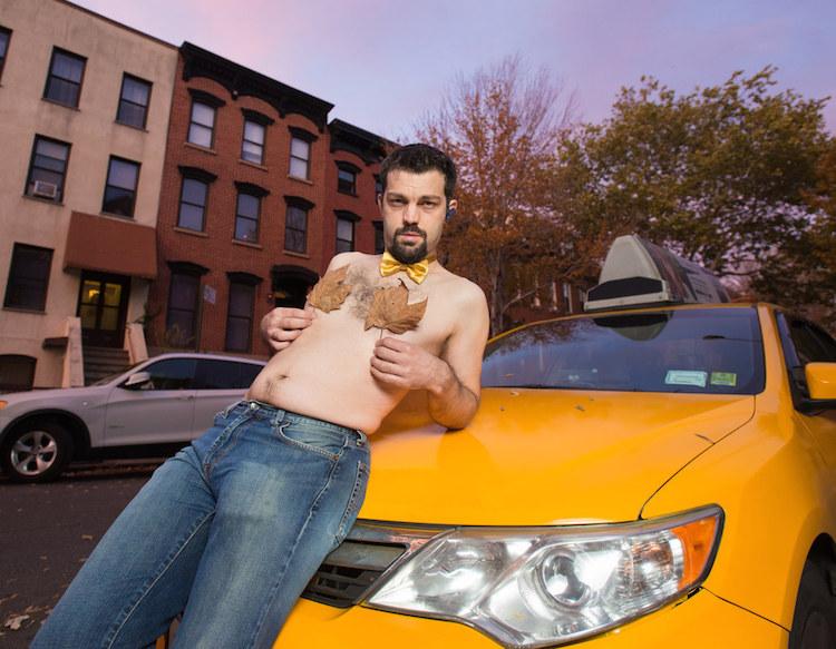 タクシー運転手/カレンダー5