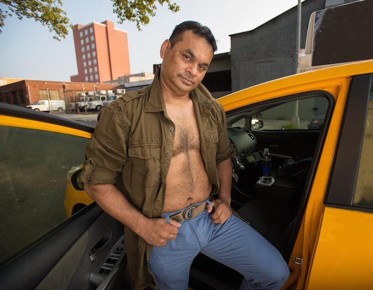 タクシー運転手/カレンダー7