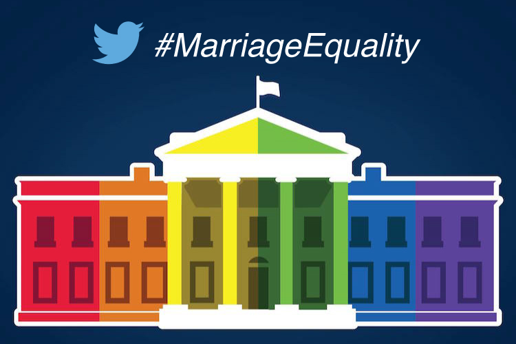 『#MarriageEquality』