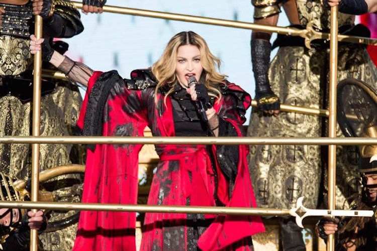 Madonna-performs-at-the-Hydro-Arena-in-Glasgow