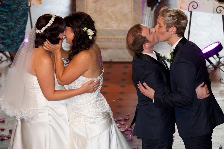 同性婚で得た経済効果