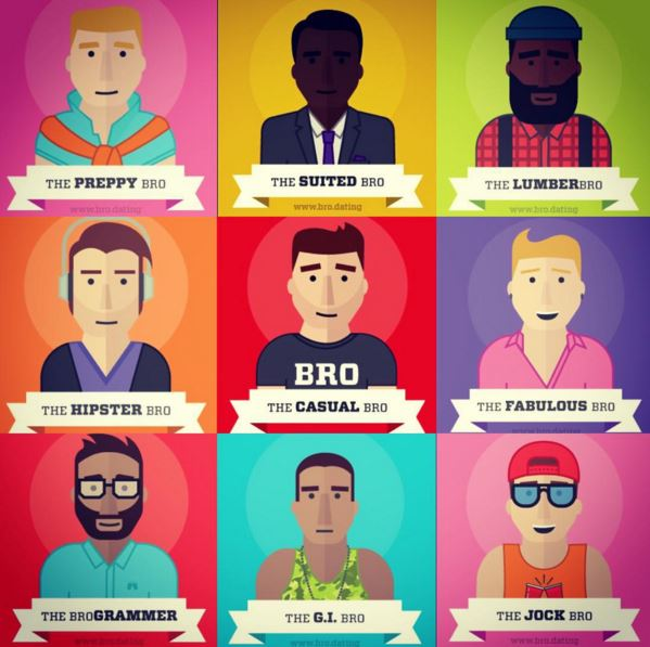 Bro-categories