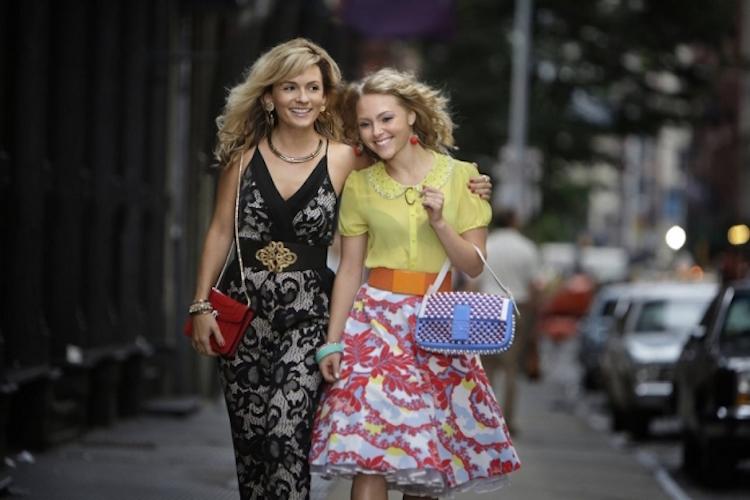 「マンハッタンに恋をして ~キャリーの日記~」2