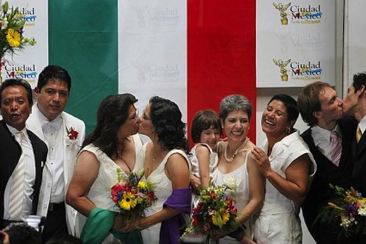 メキシコ同性婚/S