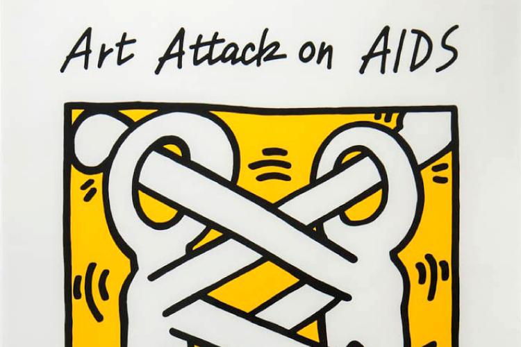 キース美術館のエイズ関連イベント
