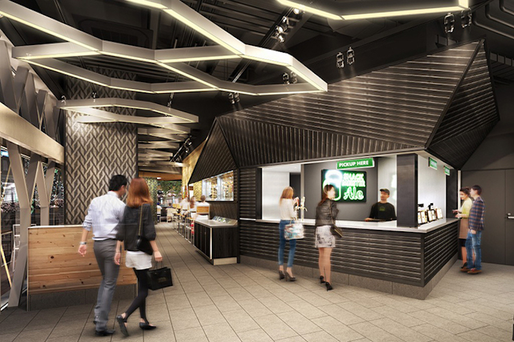 """「シェイク シャック」が新宿サザンテラスにオープン。""""レインボー"""" な限定メニューもあり【GENXY】"""