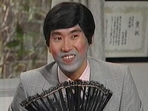 この「保毛尾田保毛男(ほもおだほもお)」とは、28年前に放送された「とんねるずのみなさんのおかげでした」に登場したキャラクター。