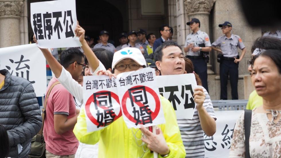 台湾、同性婚の危機。同性婚の国民投票が実施へ【GENXY】