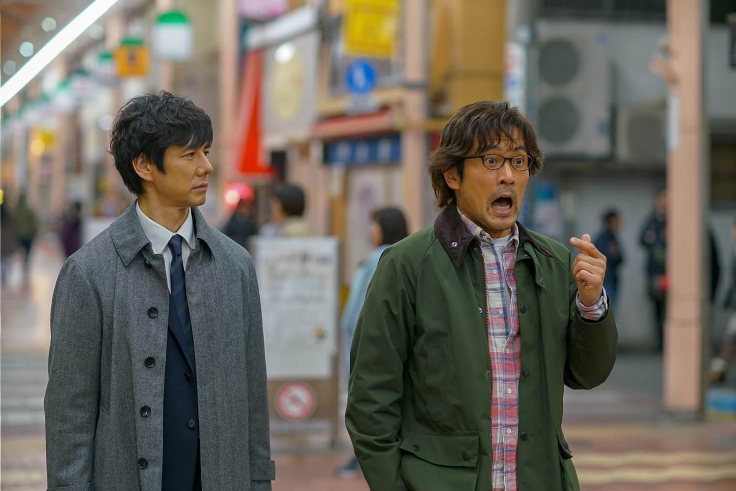 ドラマ「きのう何食べた?」展覧会が渋谷で開催【GENXY】